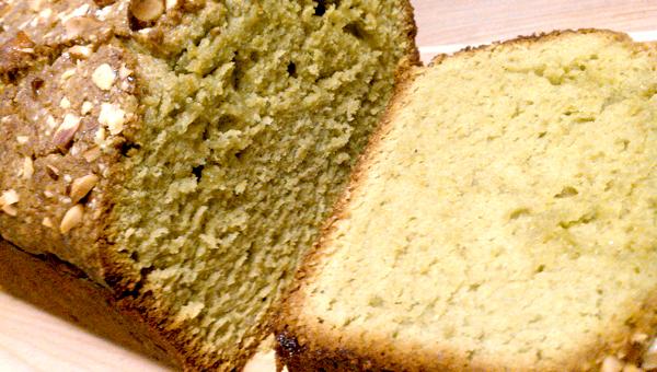 Matcha Lemon Cake
