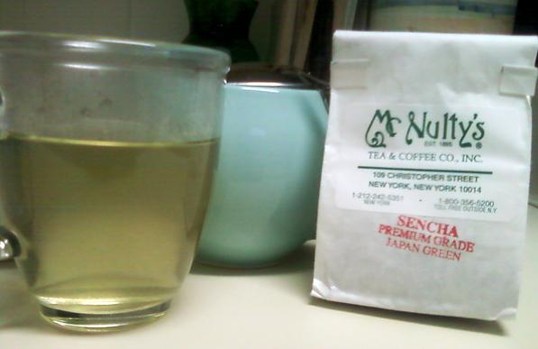 McNulty's Green Tea