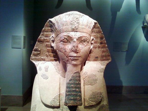 The Metropolitan Museum of Art: Ancient Egyptian Sculpture