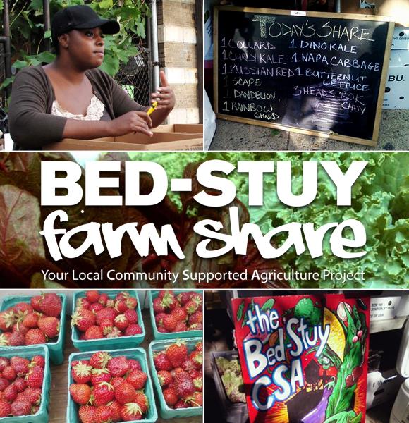 Melissa Danielle, Bedford-Stuyvesant's Food Activist