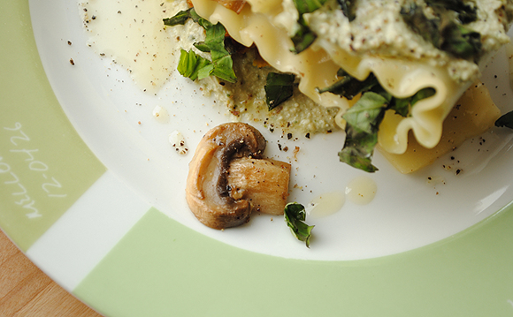 A Sauté Mushroom