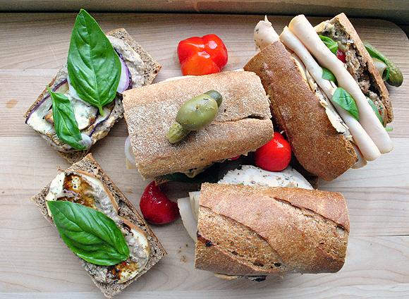 The Hoagie Sandwich