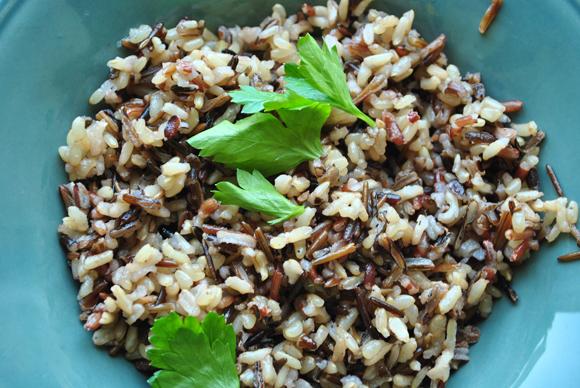 Wild Rice Blend