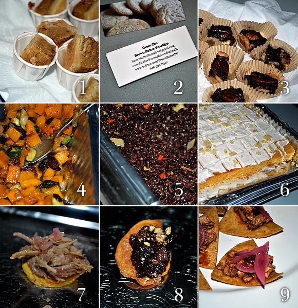 Bed-Vyne Wine Shop's Thanksgiving Food Tasting
