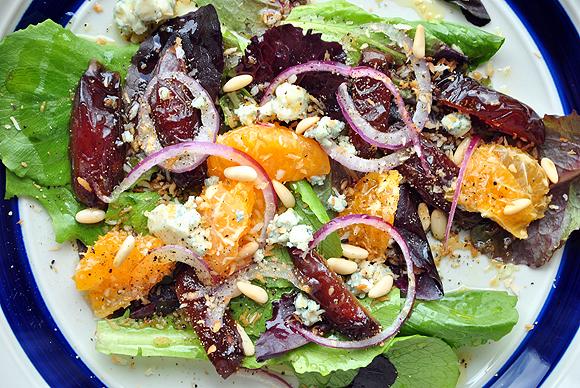 Date and Orange Salad