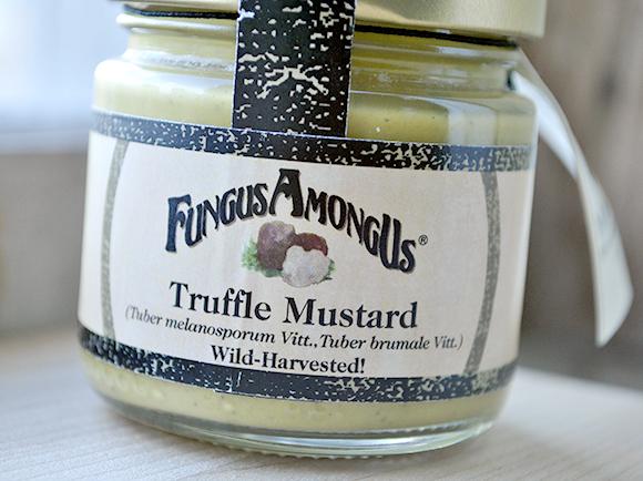 Fungus Among Us Truffle Mustard