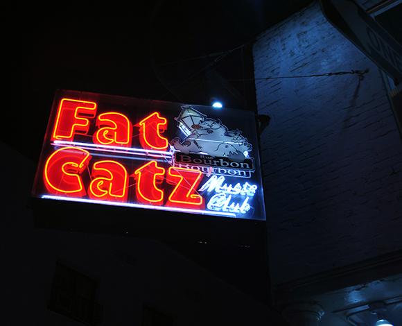 New Orleans: Fat Catz