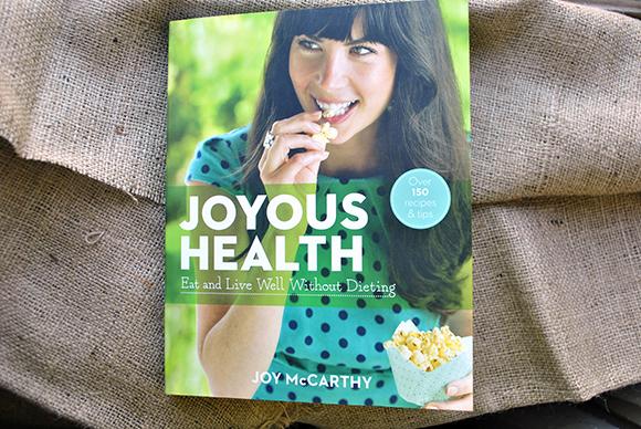 Joyous Healthy by Joy McCarthy