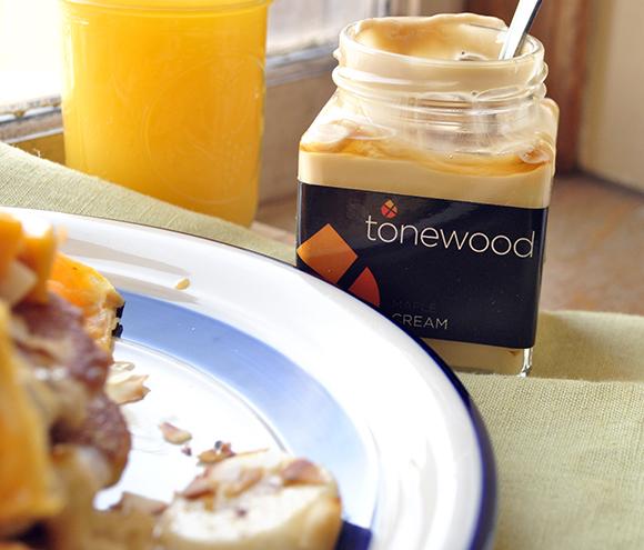 Tonewood Maple Cream