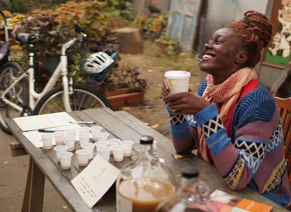 Charmaine Bee, Owner Gullah Girl Tea   Photo Credit: Valerie Ceasar