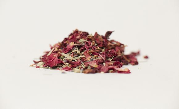 Gullah Girl Tea Rose Lemongrass Tea   Photo Credit: Gregory Costanzo