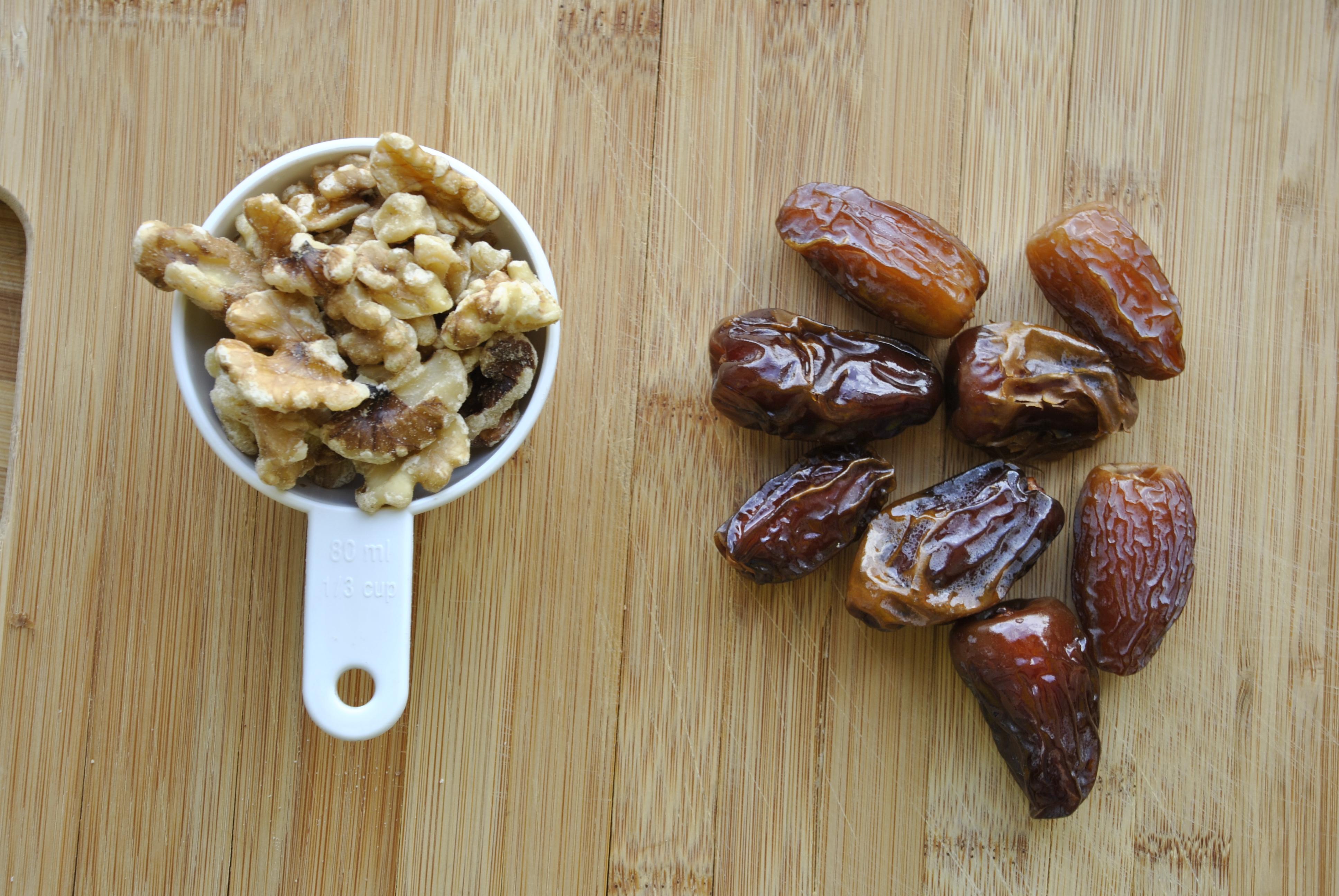 Walnuts and Dates