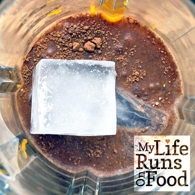 #SmoothieNumbers 31: Spiced Pumpkin Coffee Smoothie